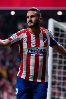 Atlético Madrid klimt van zesde naar derde plek na zege op Villarreal