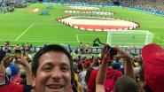 """Herkenaar Wesley Ceulemans (34) vertegenwoordigt Limburg in fanboard van Rode Duivels: """"Voetbal brengt mensen samen"""""""