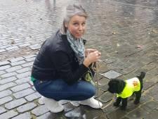 Assistentiehond-in-opleiding Lizzie mag baasje niet ondersteunen tijdens school