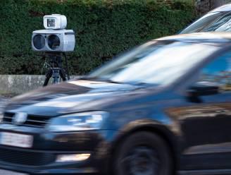 25% van gecontroleerde auto's op Wiekevorstse Steenweg reed te snel in 2020