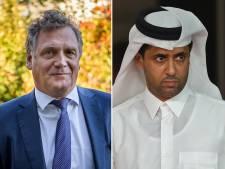 Corruption à la FIFA: Al-Khelaïfi et Valcke fixés sur leur sort vendredi