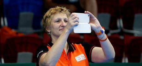 Elena Timina vertrekt bij tafeltennisbond