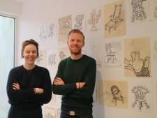 Nieuwe galerij aan de Dampoort zet Gentse artiesten in de kijker