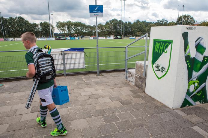 Bij hockeyclub  MHC Wijchen geldt een rookverbod.