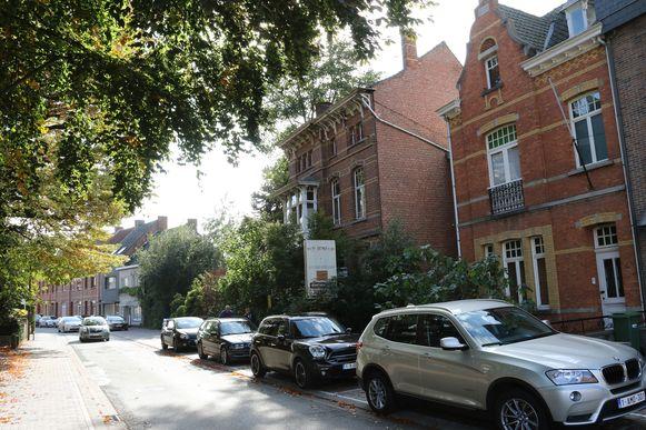 Cafe Boulevard in de Corbiestraat