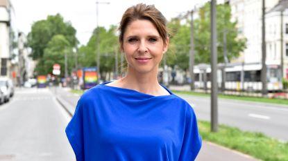 """Francesca Vanthielen over einde van tv-carrière: """"Ik ga me er niet krampachtig aan vastklampen"""""""