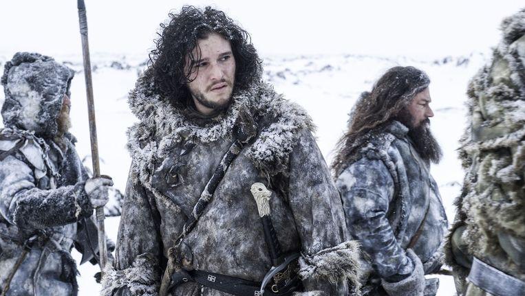 De 'A Song of Ice and Fire'-saga waarop 'Game of Thrones' is gebaseerd, krijgt dit jaar geen vervolg in de boekhandel.