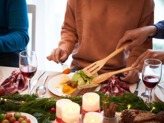 Winderig of vervelend vol gevoel na je overdadige kerstmaal? Dit helpt
