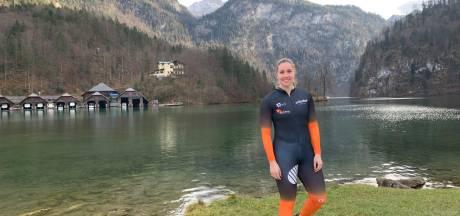 Vaassense monobobster Karlien Sleper staat met overwinning in Salt Lake City nu echt aan de top
