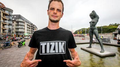 Rapper Tizik scoort met 'Ier in Breeninge'