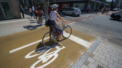 Brussel pakt grote autolanen aan om 40 kilometer extra fietspaden voor woon-werkverkeer te voorzien