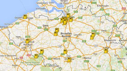 Kijk hier waar je diesel tankt voor minder dan 1 euro per liter