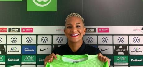 Van de Sanden verlaat Olympique Lyon voor Duitse topclub VfL Wolfsburg
