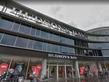 Sluiting dreigt voor winkels van Hudson's Bay in Nederland