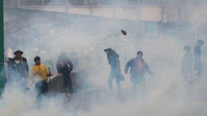 Opnieuw dode in Bolivia bij geweld tussen aanhangers van Morales en politie