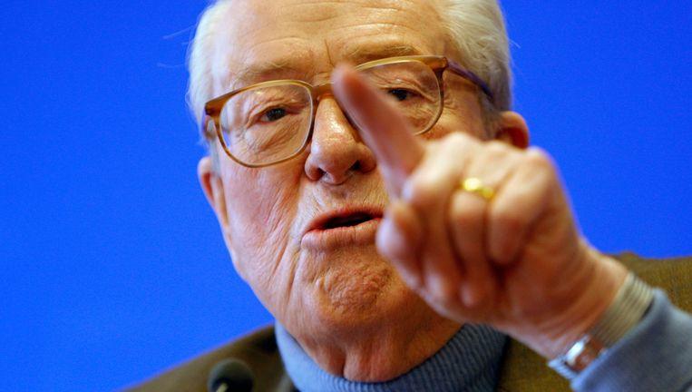 Deze Jean-Marie Le Pen werd terecht veroordeeld, vindt het Hof.