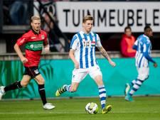 Meer blessureleed bij FC Eindhoven; ook Deschilder scheurt kruisband af