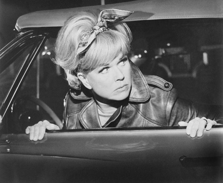 Doris Day in de film With Six You Get Eggroll uit 1968.  Beeld ANP Kippa