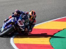 Van der Mark wint tweede race in Barcelona