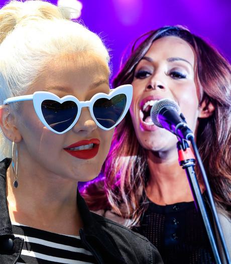Amerika weet het zeker: Glennis zingt Whitney beter dan Christina Aguilera