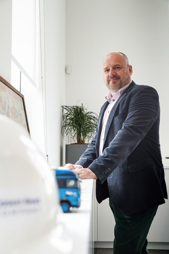 CEO Paul Mertens van Cosun Beet Company, voorheen Suiker Unie.