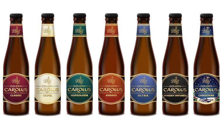 Brouwerij Het Anker in Mechelen steekt haar Gouden Carolus in een nieuw kleedje.