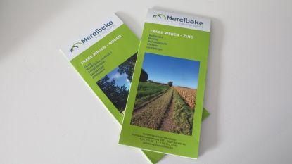 Nieuwe trage wegenkaart in Merelbeke en Wetteren