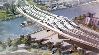 Nieuwe tram- en wegbrug voor Theunisbrug volgende week ingevaren
