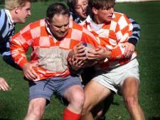 Rugby als medicijn tegen onaangepast gedrag in Etten-Leur