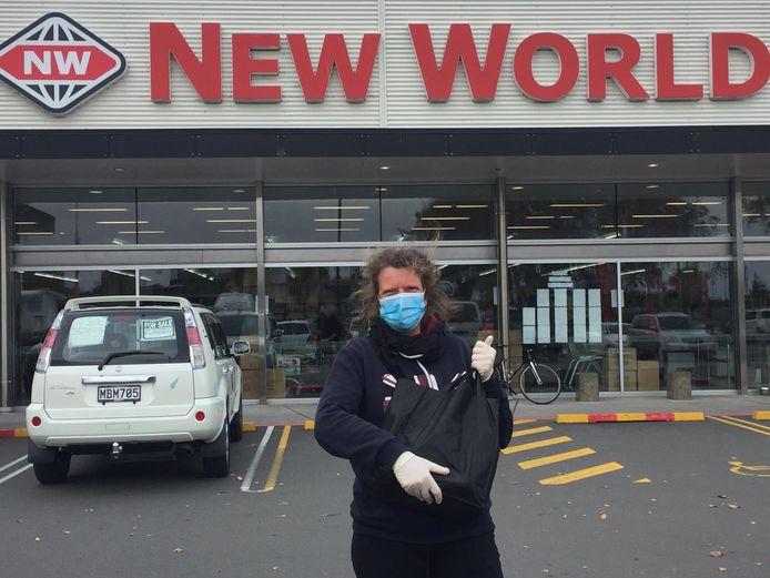 Fotografe Saskia Berdenis van Berlekom uit Amersfoort, tijdens haar vakantie met haar man in Nieuw-Zeeland waar ze geconfronteerd werden met de gevolgen van het coronavirus.