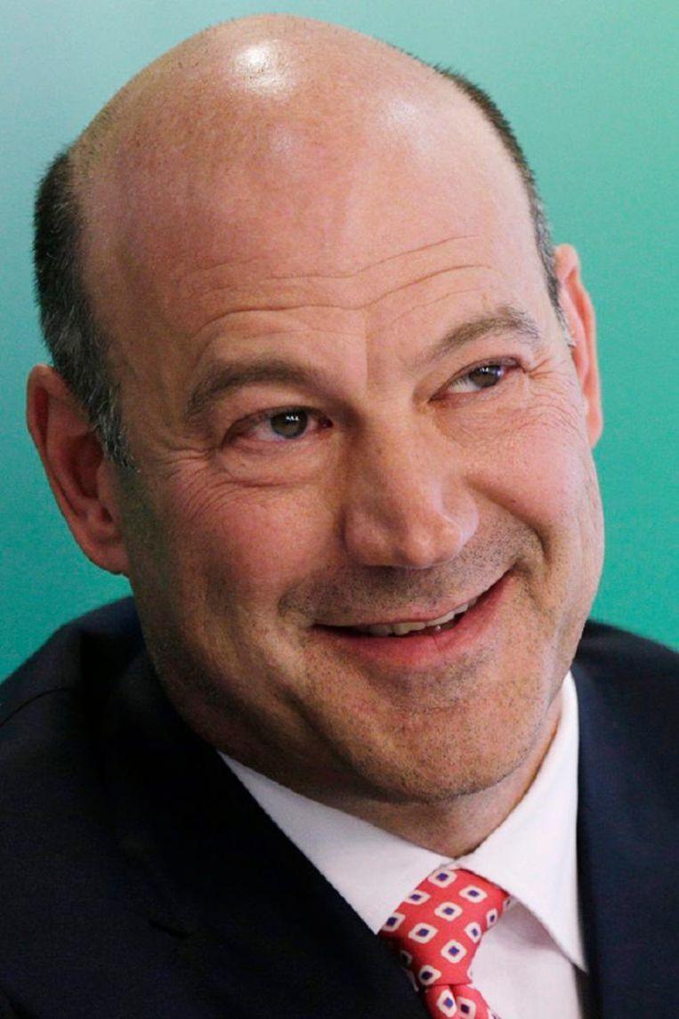 Gary Cohn wordt Hoofd National Economic Council. Aantal jaren bij Goldman Sachs: 26. Beeld Reuters