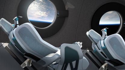 Virgin Galactic hoopt op eerste toeristische ruimtevlucht begin volgend jaar