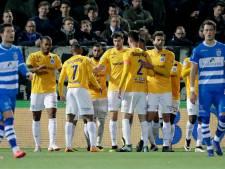 De Graafschap boekt in Zwolle eerste uitzege van het seizoen