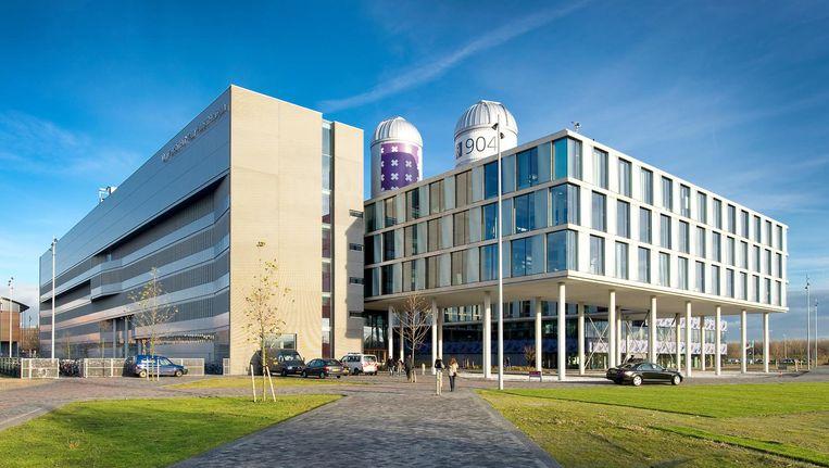 Voor de Universiteit van Amsterdam openen Bol.com en Albert Heijn de weg naar miljoenen proefkonijnen. Beeld anp