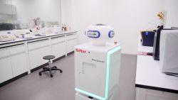 Deze robots gaan coronavirus verdelgen