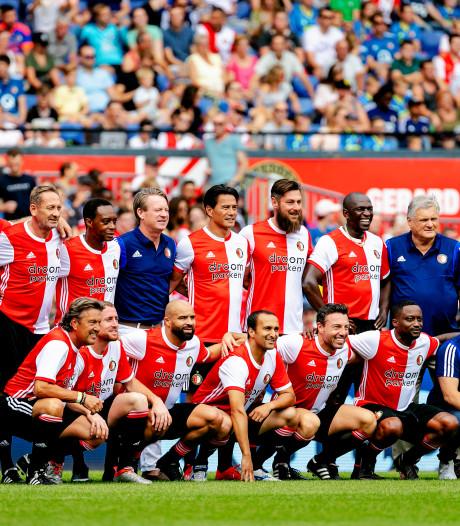 Oud-Feyenoord bij opening nieuw complex SV Meerkerk