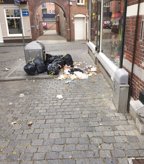 Gemeente Bergen op Zoom aan tafel met ondernemers Bosstraat