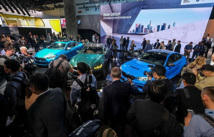 Er was deze week veel belangstelling voor de persconferentie van BMW op de Los Angeles Auto Show. Het merk presenteerde daar de nieuwste modellen en uitvoeringen en maakte ook enkele toekomstplannen bekend