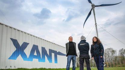 "Vyncke uit Harelbeke plaatste als eerste kmo in Vlaanderen turbine: ""Windmolen is ons speeltje, ons labo"""