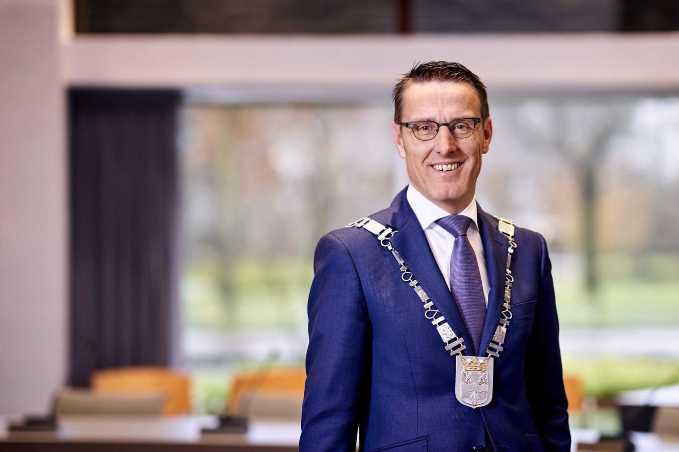 Frank van der Meijden.