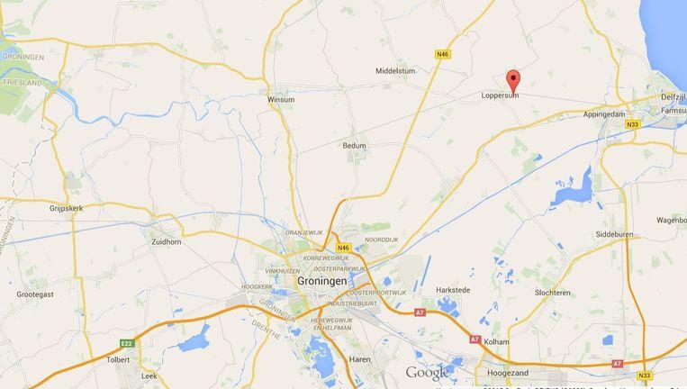 null Beeld Google Maps