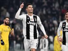 Juventus heeft geen enkele moeite met Frosinone