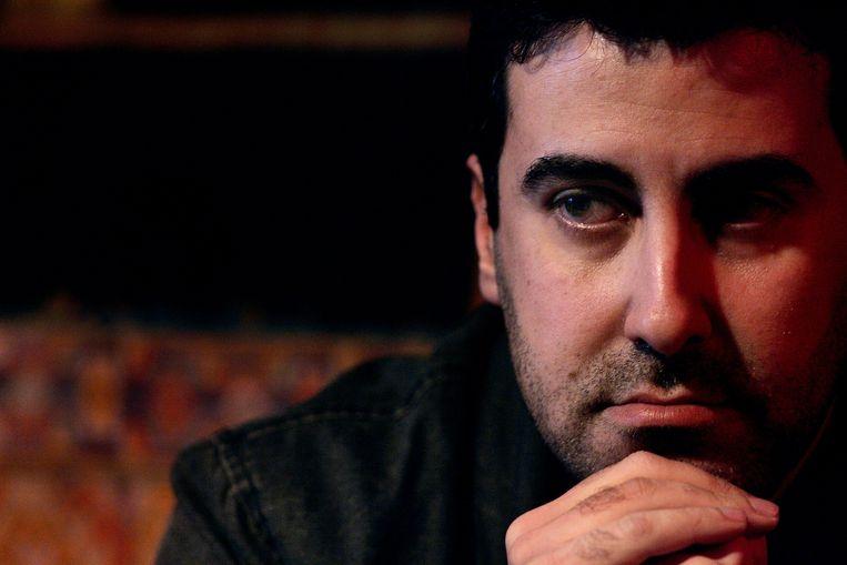 Dyab Abou Jahjah op een archieffoto uit 2006. Beeld anp