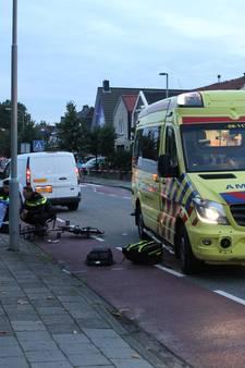 'Auto die fietsster aanreed in Tiel had derde inzittende'