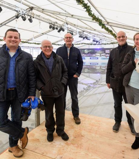 Jubileum in Veldhoven: 'IJsbaan leeft enorm in 't dorp'