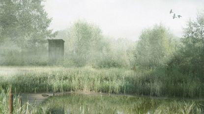 Natuurgebied Fondatie van Boudelo krijgt kijktoren