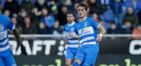 PEC Zwolle-verdediger Thomas Lam geopereerd aan gebroken voet