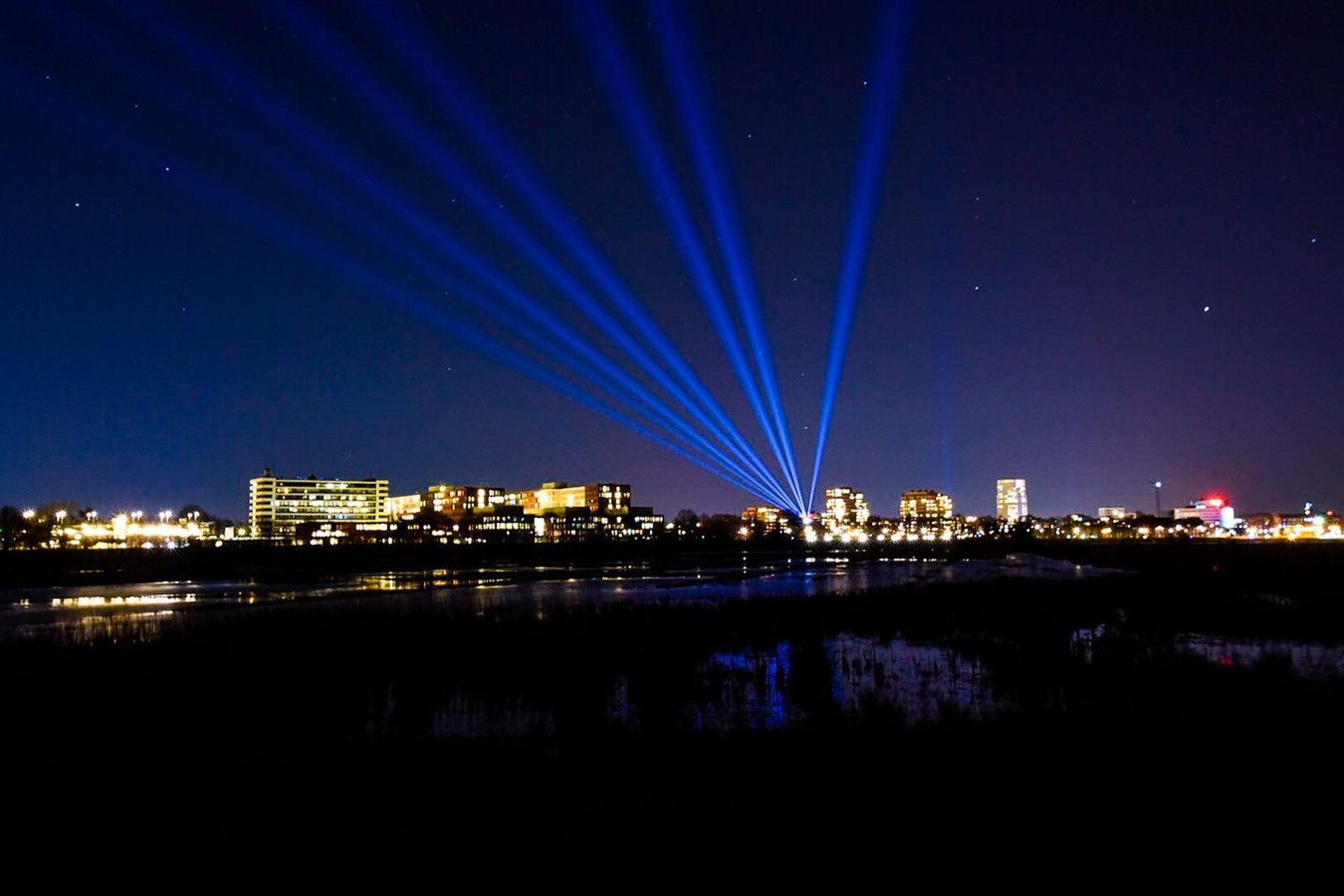 Light the Sky in Den Bosch