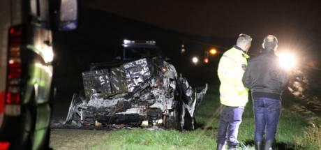 'Garagehouder opgepakt voor dood van Belg die naast uitgebrande auto in Kloosterzande werd gevonden'