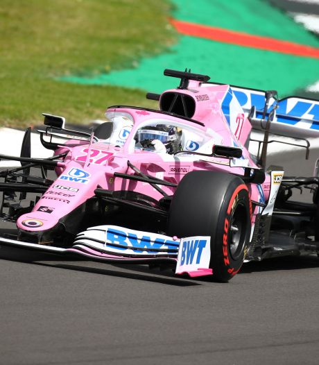 Hülkenberg weer in actie voor Racing Point: Perez test nog positief op corona